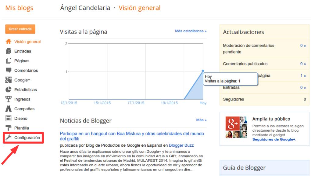 blogger-configuracion