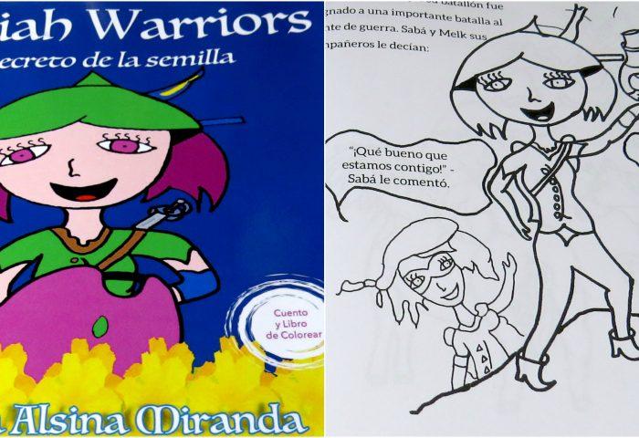 Kelaiah Warriors-Una Historia de Arte, Esperanza y Amor